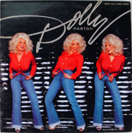 "Dolly Parton Vinyl 12"" (Used)"