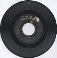 "Dolly Parton Vinyl 7"" (Used)"