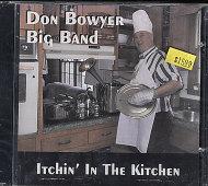 Don Bowyer Big Band CD