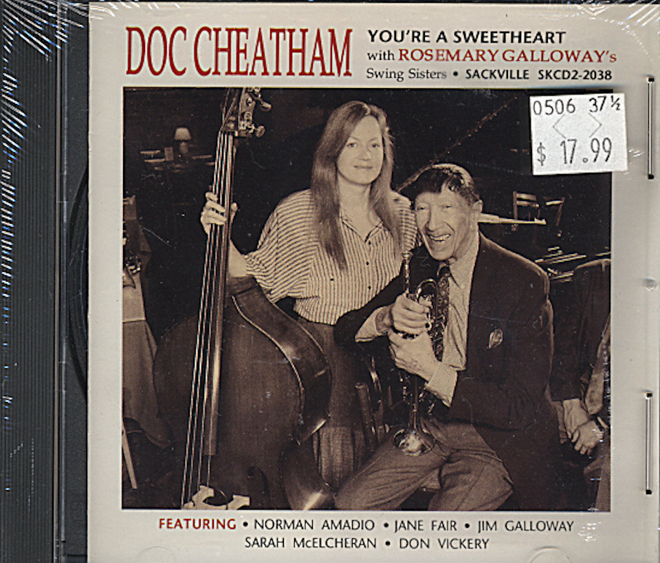 Don Cheatham CD
