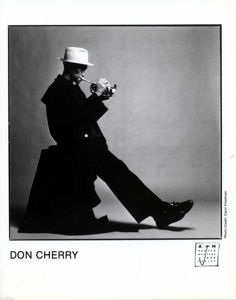 Don Cherry Promo Print