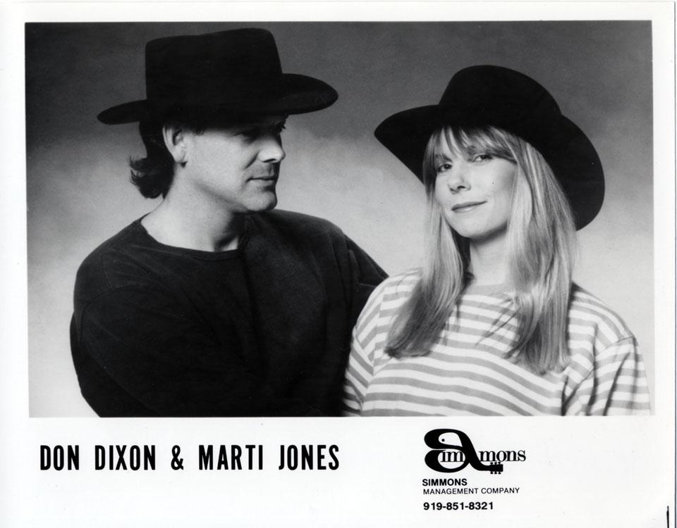 Don Dixon Promo Print