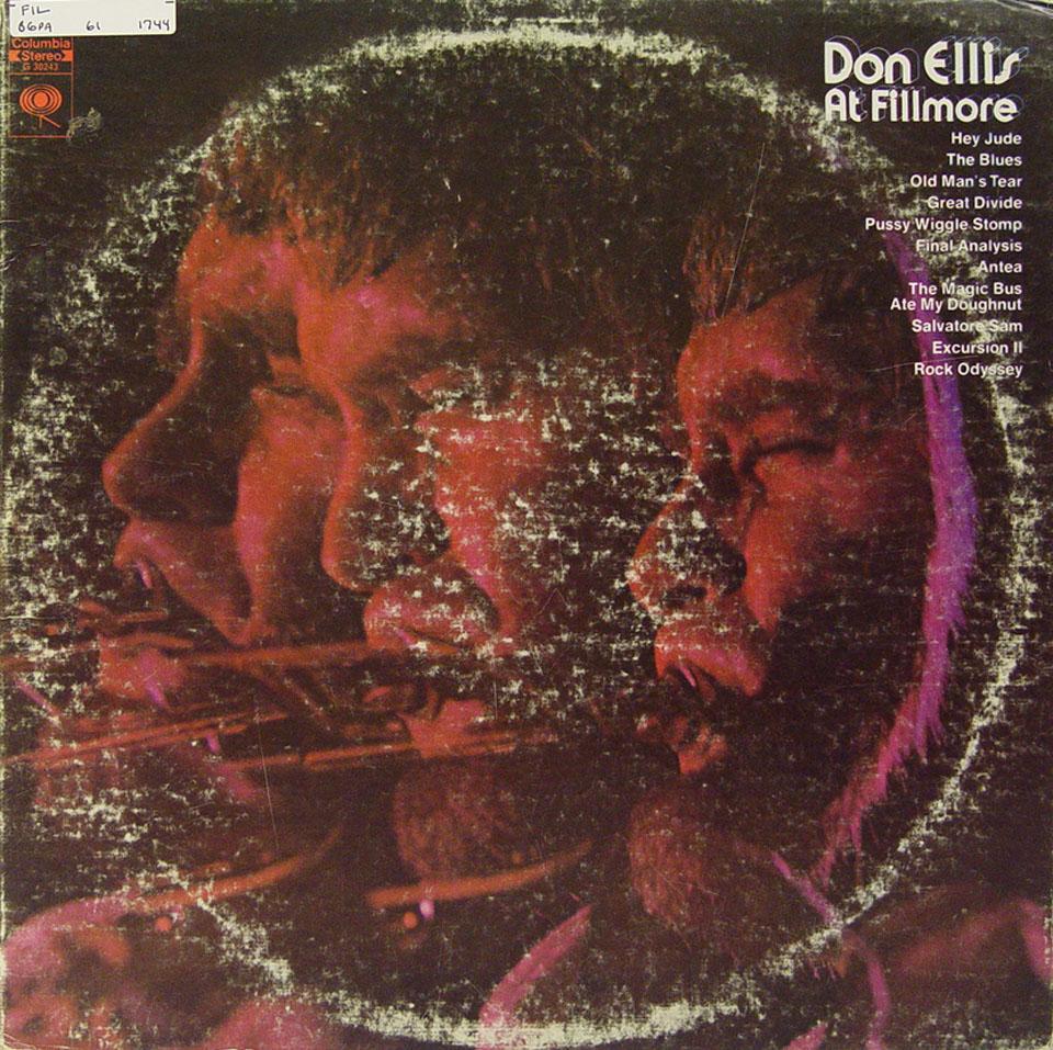 """Don Ellis Vinyl 12"""" (Used)"""