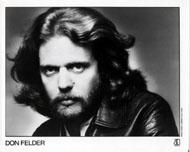 Don Felder Promo Print