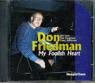 Don Friedman CD