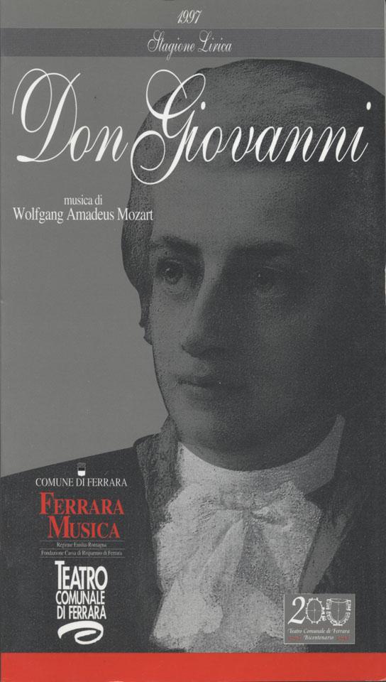 Don Giovanni Program