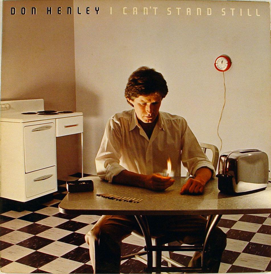 "Don Henley Vinyl 12"" (Used)"