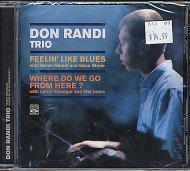 Don Randi Trio CD