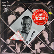 "Don Redman Vinyl 12"" (Used)"