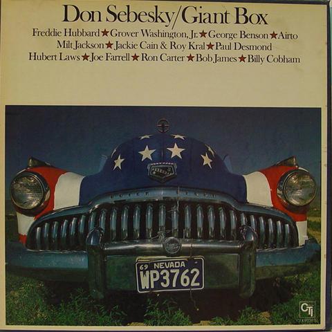 "Don Sebesky Vinyl 12"" (Used)"