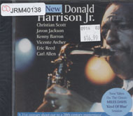 Donald Harrison Jr. CD