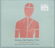 Donny McCaslin Trio CD