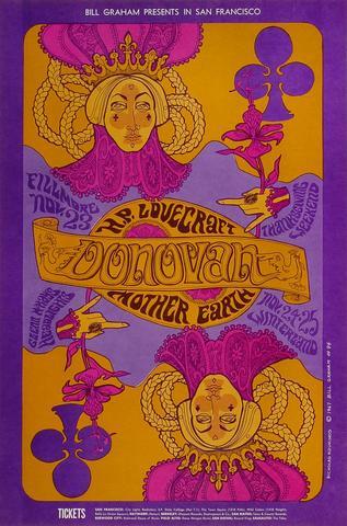Donovan Postcard