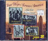 Doo Wop Across America - New York & Connecticut CD
