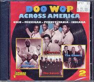 Doo Wop Across America - Ohio, Michigan, Pennsylvania, Indiana CD