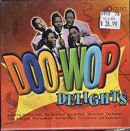 Doo-Wop Delights CD