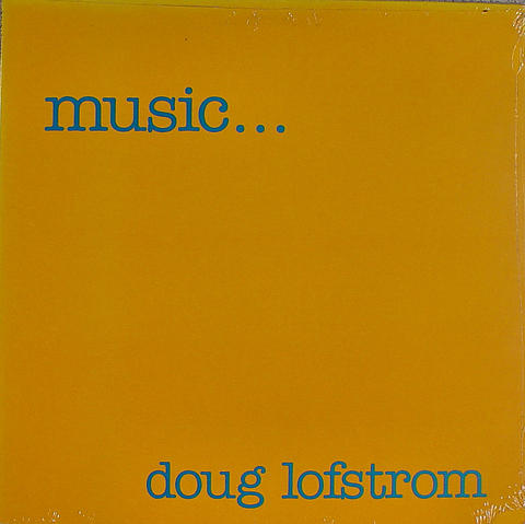 "Doug Lofstrom Vinyl 12"" (New)"
