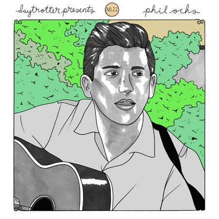"Doug Paisley / Phil Ochs Vinyl 12"" (New) reverse side"