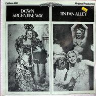"""Down Argentine Way / Tin Pan Alley Vinyl 12"""" (New)"""