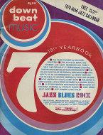 Down Beat 15th Yearbook Magazine