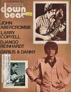Down Beat Magazine February 26, 1976 Magazine