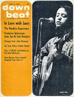 Down Beat Vol. 35 No. 7 Magazine