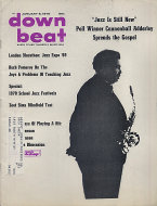 Down Beat Vol. 37 No. 1 Magazine
