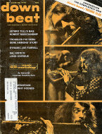 Down Beat Vol. 37 No. 12 Magazine