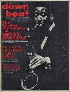 Down Beat Magazine