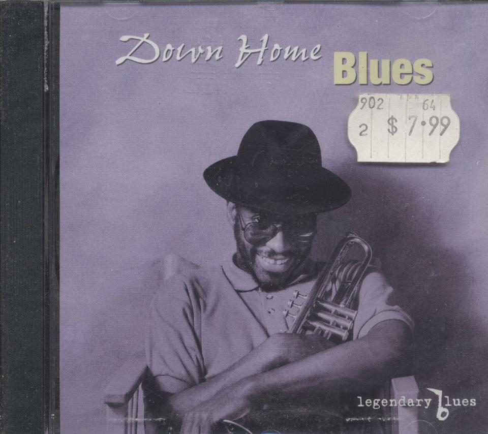 Down Home Blues CD