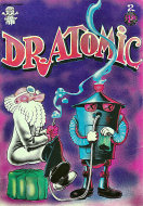Dr. Atomic #2 Comic Book