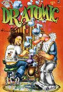 Dr. Atomic #3 Comic Book