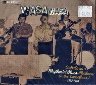 Dr. Boogie Presents Wasa Wasa / Fabulous Rhythm'N'Blues Shakers On The Dancefloor 1952 -1969 CD