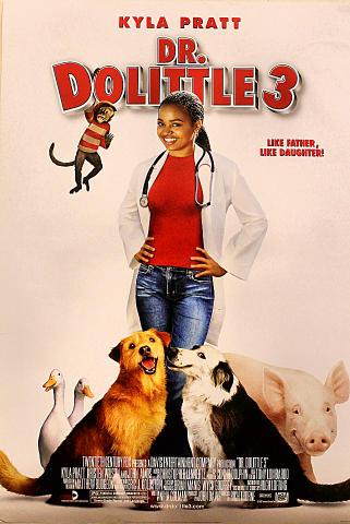 Dr. Dolittle 3 Poster