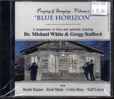 Dr. Michael White CD