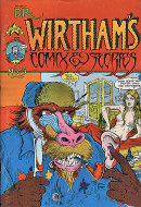 Dr. Wirtham's Comix & Stories #5/6 Comic Book