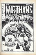 Dr. Wirthams Comix & Stories No. 2 Comic Book