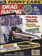 Drag Racing Vol. 6 No. 8 Magazine