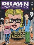 Drawn and Quarterly Vol. 1 #8 Comic Book