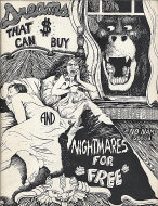 Dreams That $ Can Buy And Nightmares For Free #6 Comic Book