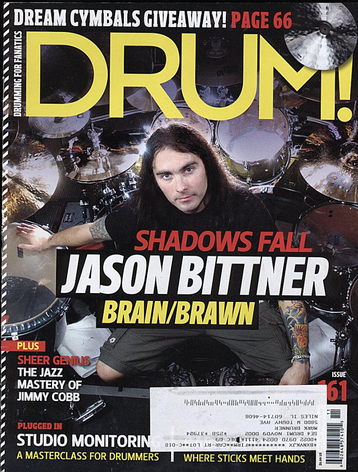 Drum! Issue 161