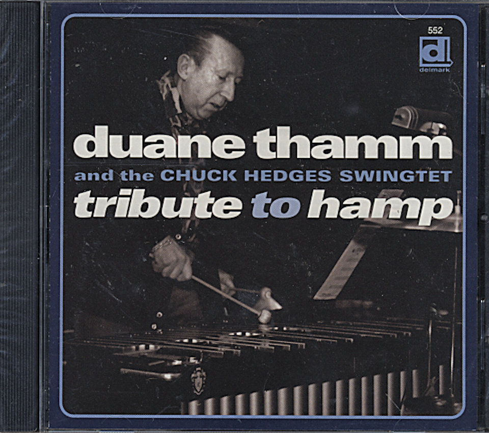 Duane Thamm and the Chuck Hedges Swingtet CD