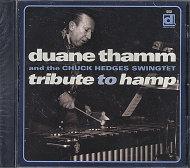 Duane Thamm and the Chuck Hedges Swingtet CD