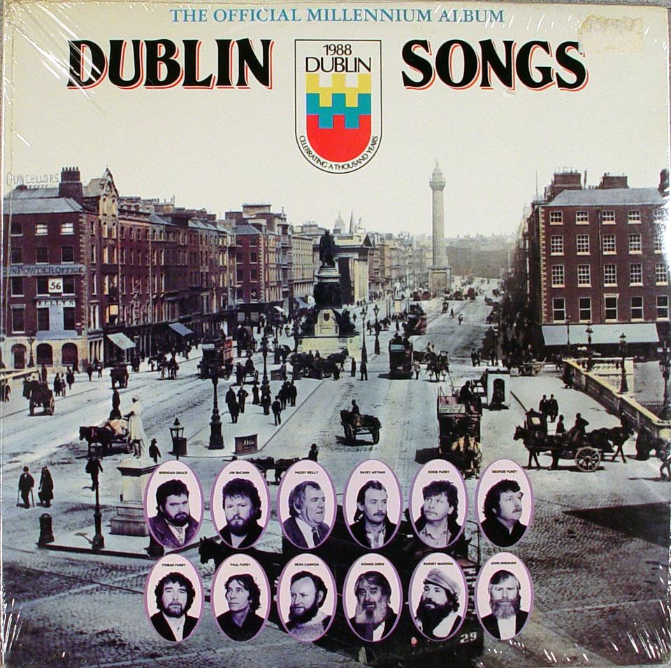 """Dublin Songs Vinyl 12"""" (New)"""