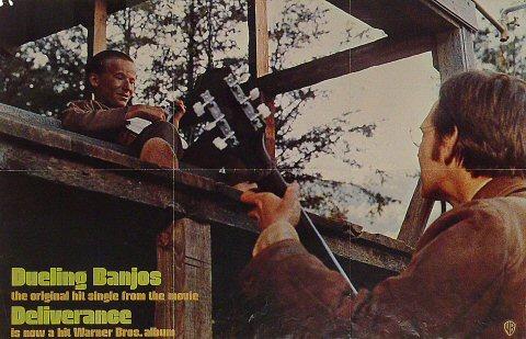 Dueling Banjos Poster
