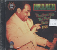 Duke Ellington And His Famous Orchestra CD