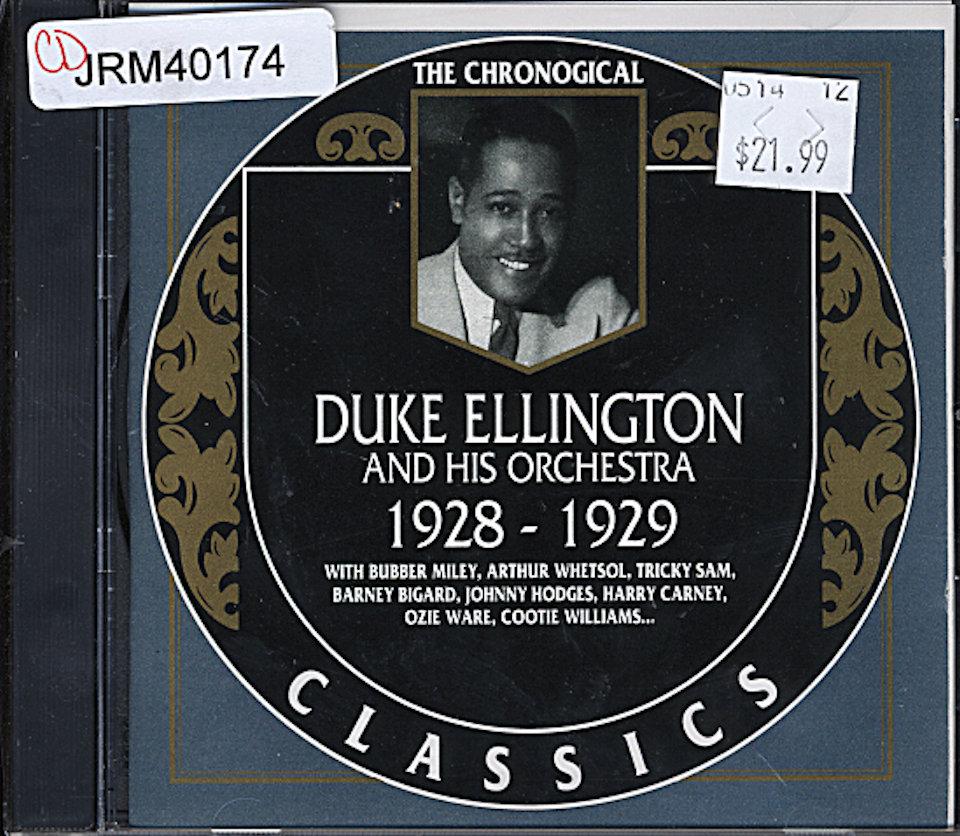 Duke Ellington and His Orchestra CD