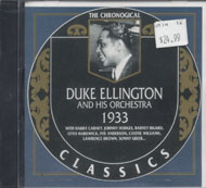 Duke Ellington and His Orchestra CD