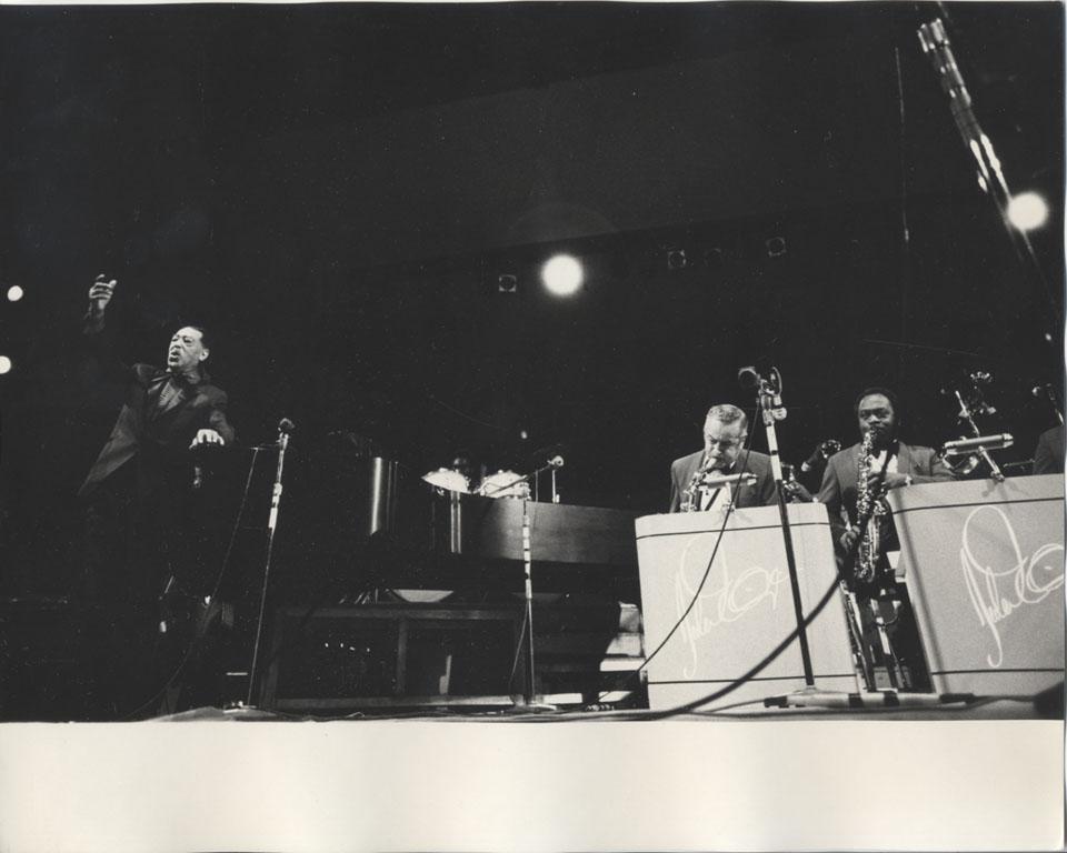 Duke Ellington and His Orchestra Vintage Print