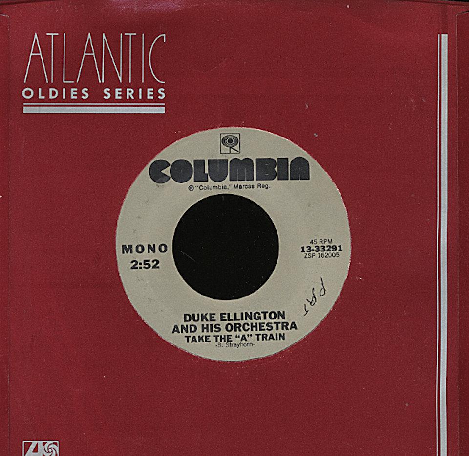 "Duke Ellington and His Orchestra Vinyl 7"" (Used)"